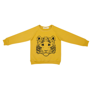 Dadamora Pullover with Tiger