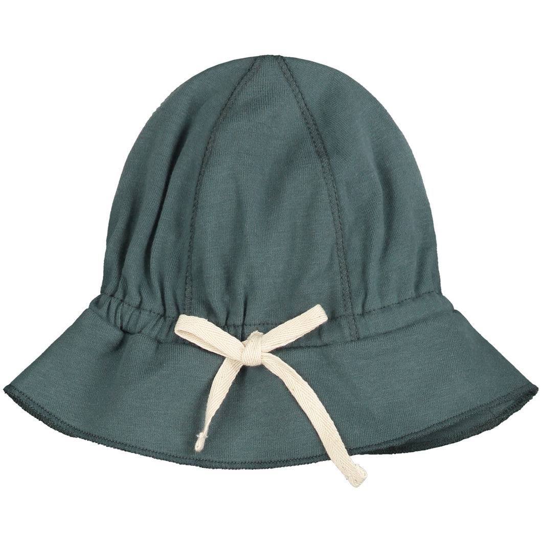 Gray Label Baby Sun Hat Blue Grey