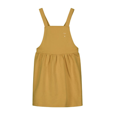 Gray Label Pinafore Dress Mustard