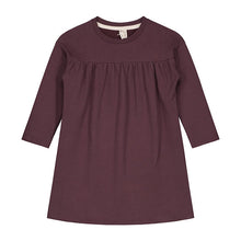 Gray Label Pleated Dress Plum