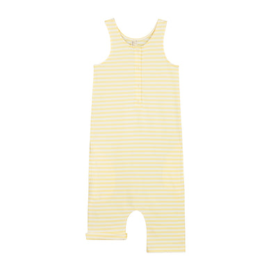 Gray Label Tank Suit Mellow Yellow/Off White