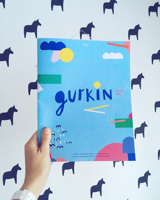 Gurkin Magazine No 1