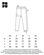 Papu Leggings Drawing Adults