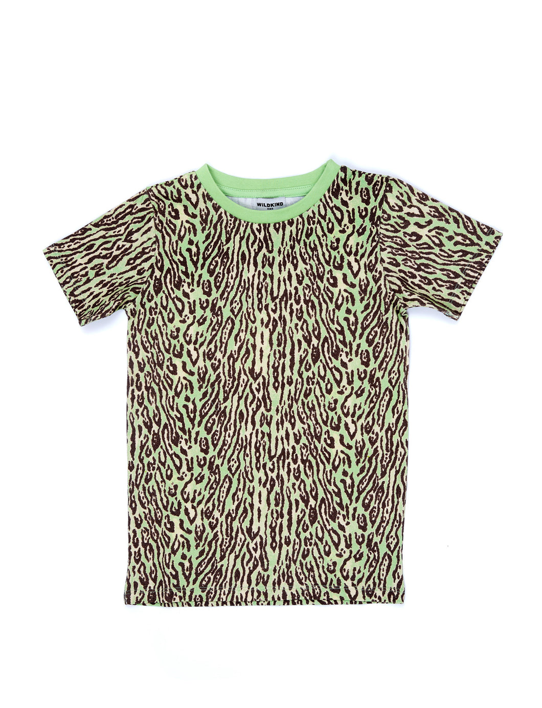 Wildkind LANCE Long T-Shirt Leopard Green