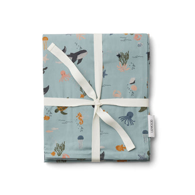 Liewood Bedding Sea Creature mix