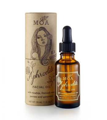 MOA Aphrodite Facial Oil kasvoöljy 30ml