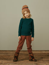 Mainio Terry pants, russet