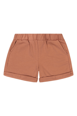 Kaiko Summer Shorts, Mocha