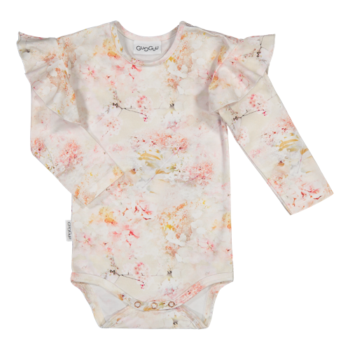 Gugguu Print Frillabody Dreamy flower
