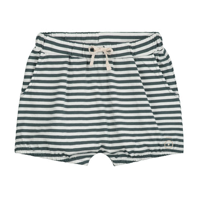 Gray Label Puffy Shorts Blue Grey/Off White