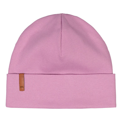 Metsola RIB Beanie, Blueberry Milk