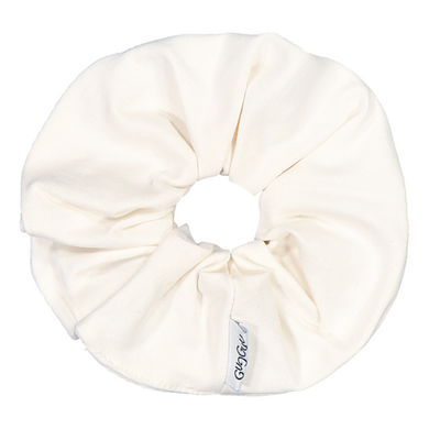 Gugguu Basic Scrunchie White sand