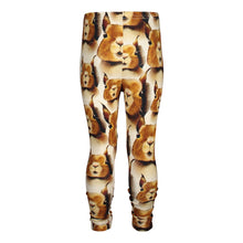 Metsola Squirrel Leggings