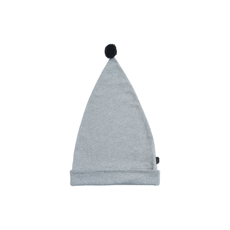 Papu Triangle Beanie Melanged Grey