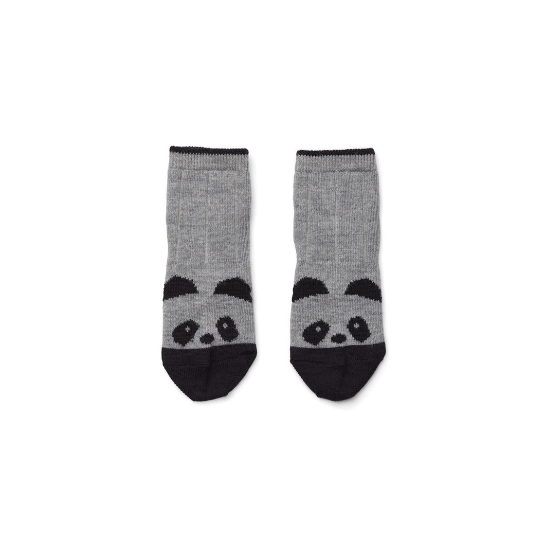 Liewood Wool Socks Cat / Panda