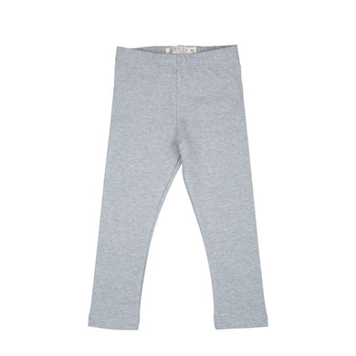 Dadamora Leggings Melange Grey