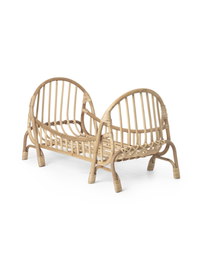 Ferm Living Kuku Doll Bed - Natural