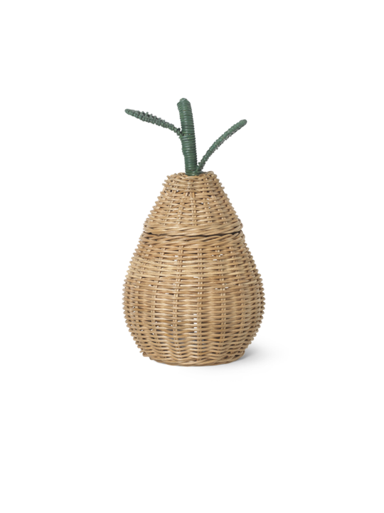 Ferm Living Pear Braided Storage Small