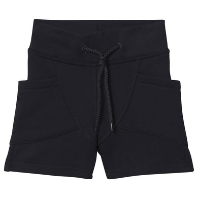 Gugguu College Shorts Black