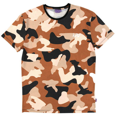 Kiddow KDW Crew Adults T-shirt, Camo