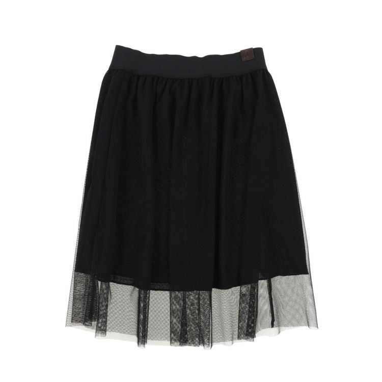 Kiddow Tulle Skirt, Black