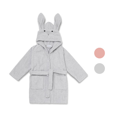 Liewood Lily Bathrobe Rabbit