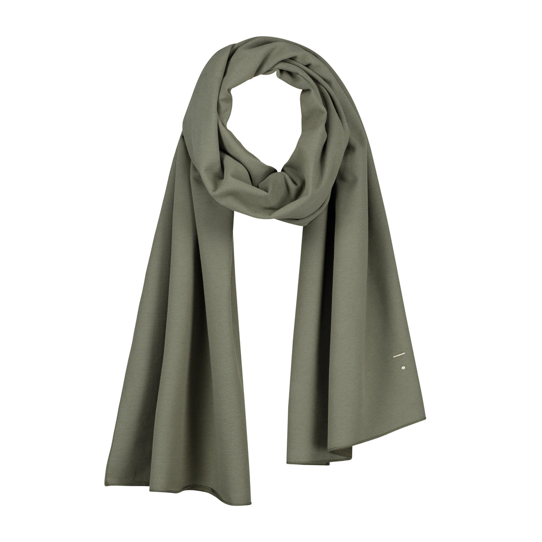 Gray Label Long Scarf Moss