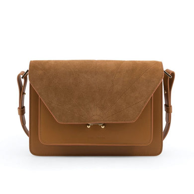 Sticky Lemon The Sticky Sis Club Satchel Ton sur ton | Cider brown