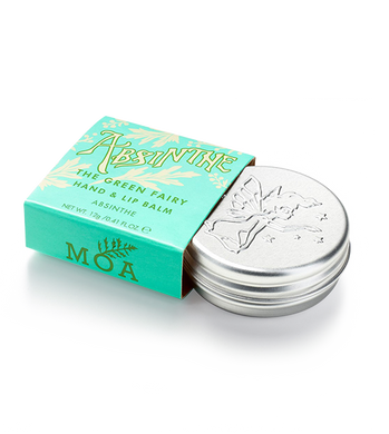 MOA The Green Fairy Hand & Lip Balm 12g