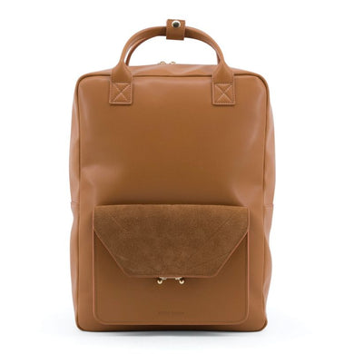 Sticky Lemon The Sticky Sis Club Backpack Ton sur ton | Cider brown