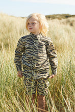Wildkind BUCKY Military Shorts Tiger Camo