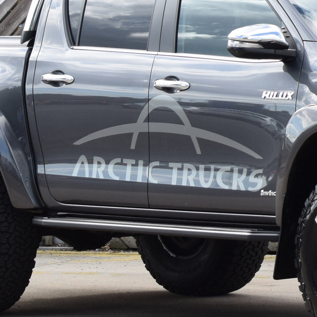 Acrtic Trucks Large Door Graphics Set