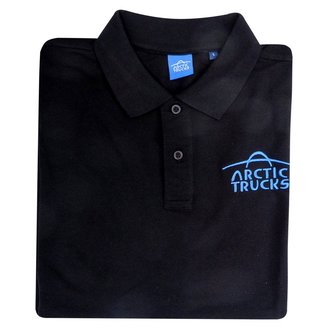Polo Shirt Male Arctic Blue