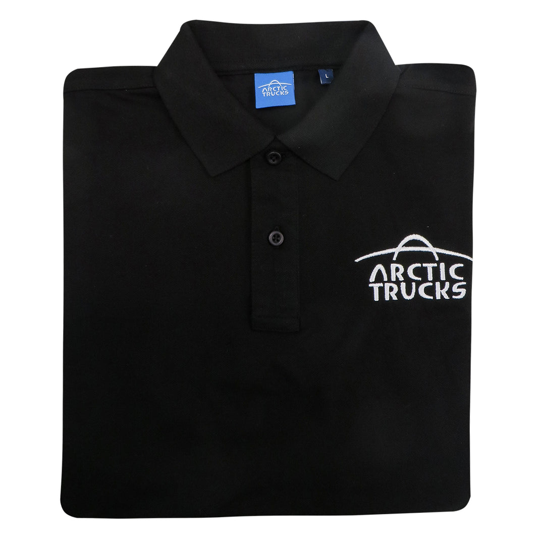 Polo Shirt Male Arctic White