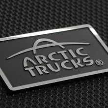 Arctic Trucks Car Mats (Black) - Auto only