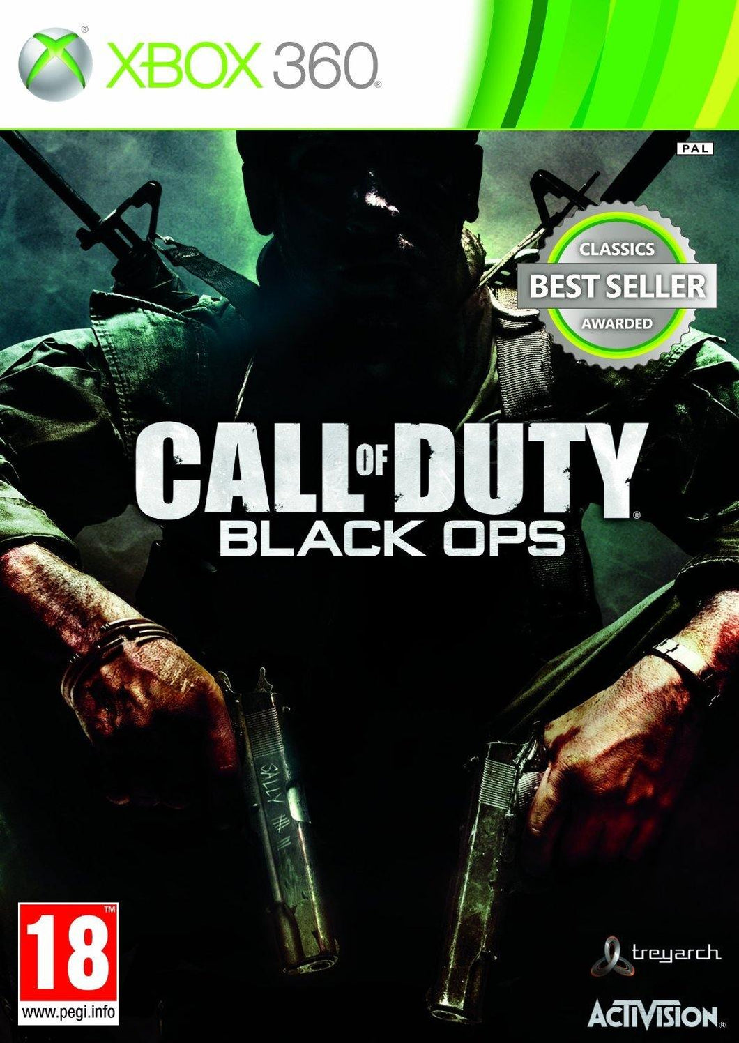 Call of Duty Black Ops Classics Xbox 360