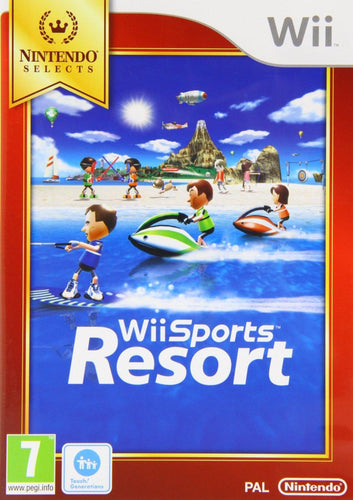 Sports Resort Nintendo Wii