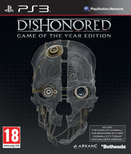 Dishonored Game of the Year Edition PS3 Playstation 3