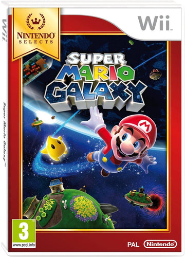 Nintendo Selects - Super Mario Galaxy Wii