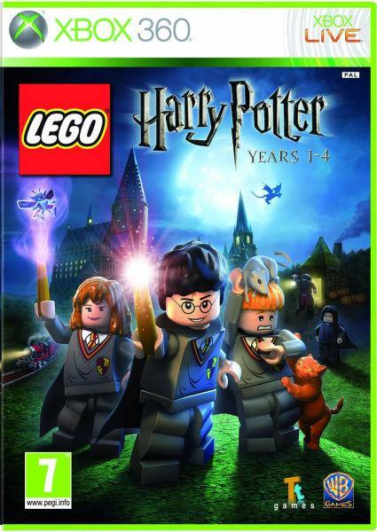 LEGO Harry Potter Years 1-4 Classics Xbox 360