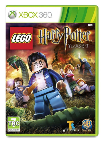 Lego Harry Potter Years 5-7 Classics Xbox 360