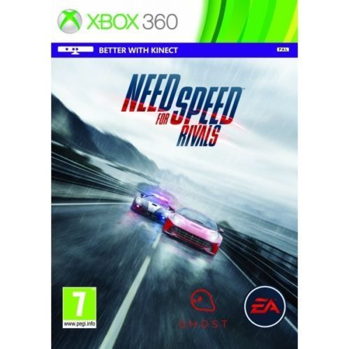Need For Speed Rivals Classics Xbox 360