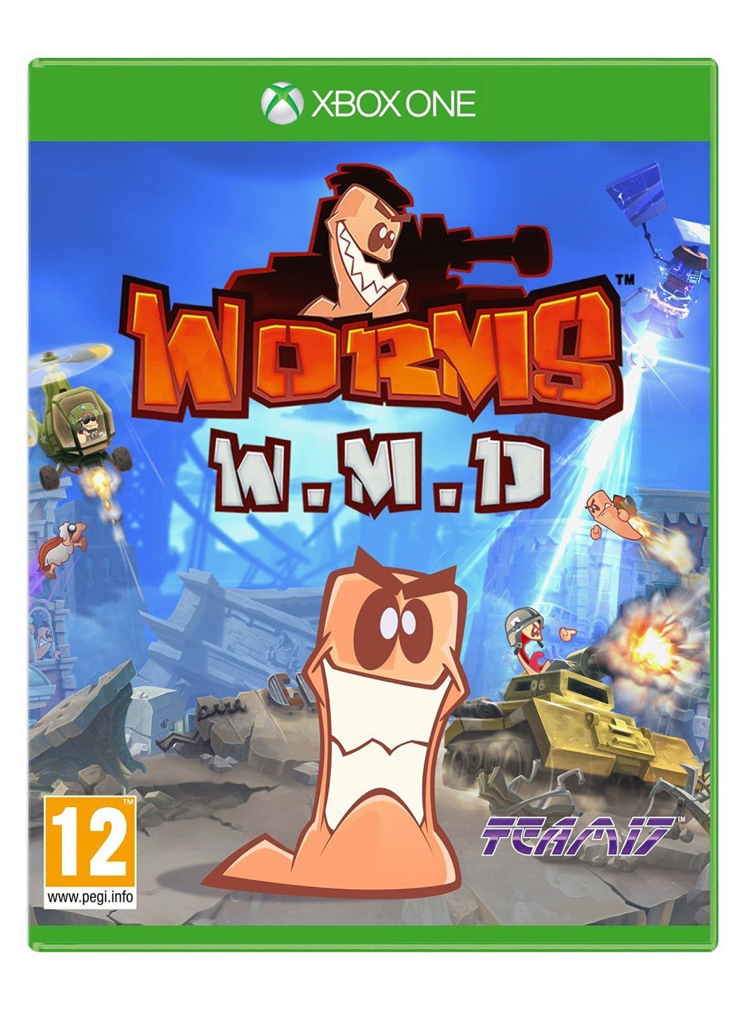 Worms W.M.D All Stars XBox One