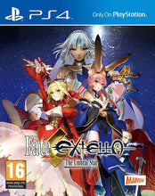 Fate Extella The Umbral Star PS4