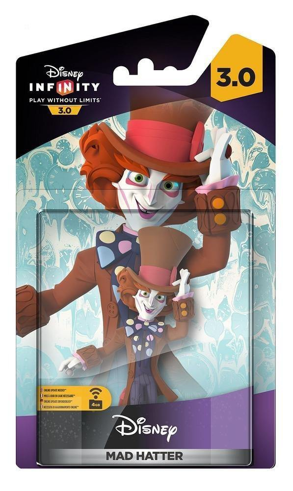 Disney Infinity 3.0 Alice In Wonderland  Mad Hatter Character