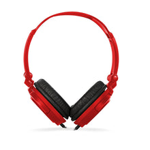 PRO4 10 Stereo Gaming Headset Red PS4