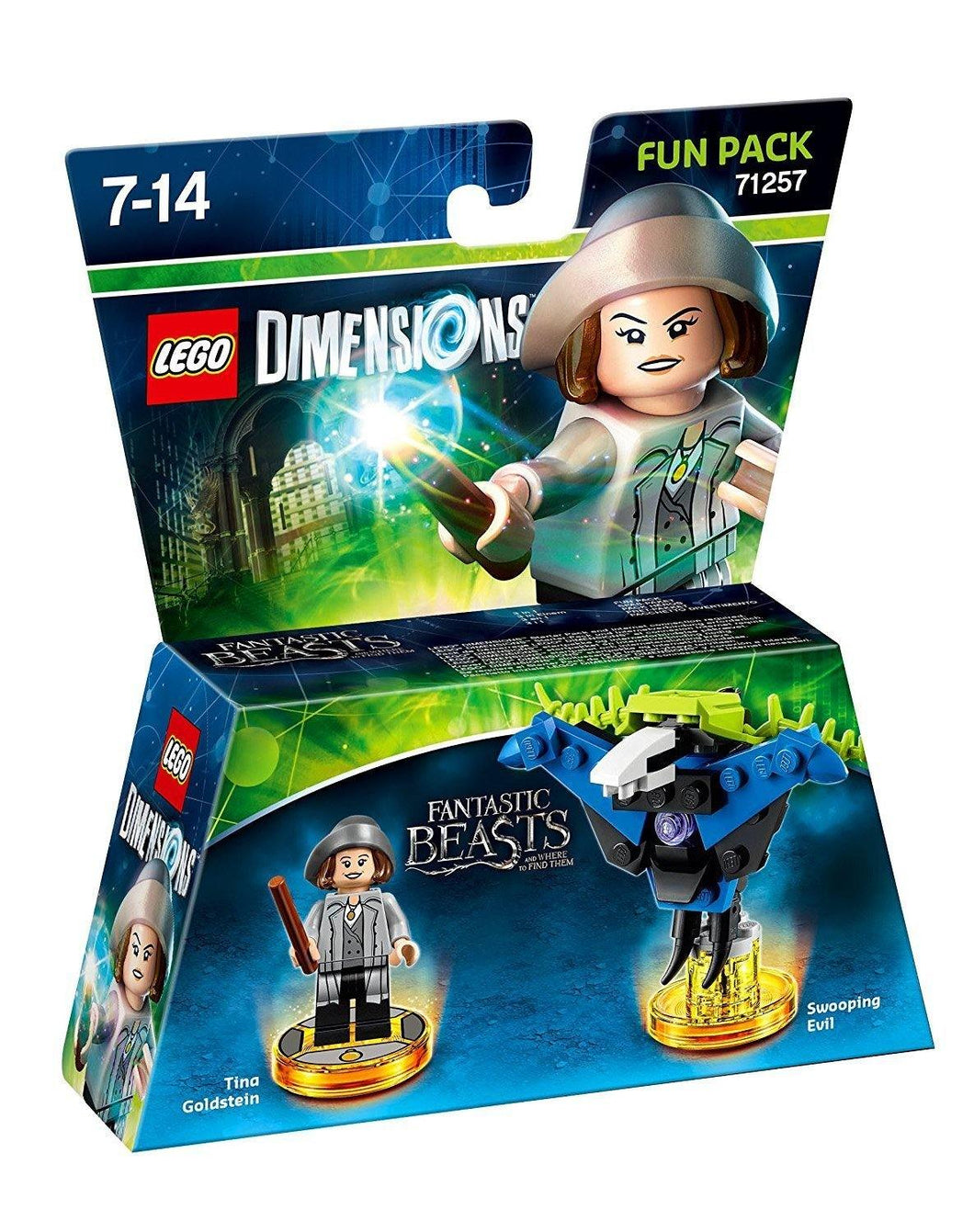 LEGO Dimensions  Fantastic Beasts Fun Pack
