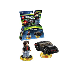 Lego Dimensions Knight Rider Fun Pack