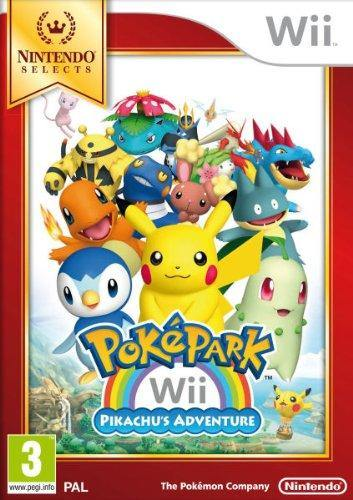 Pokepark Pikachu's Adventure Wii Select