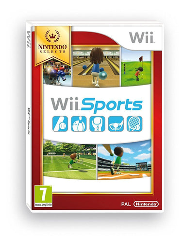 WII Sports Selects Range